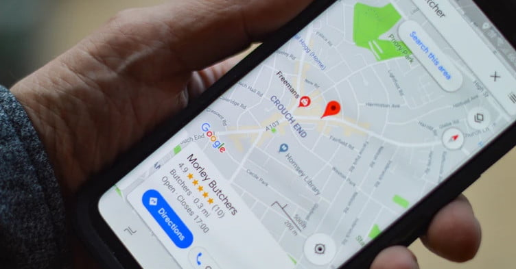 How to pin on Google Maps to locate places of interest