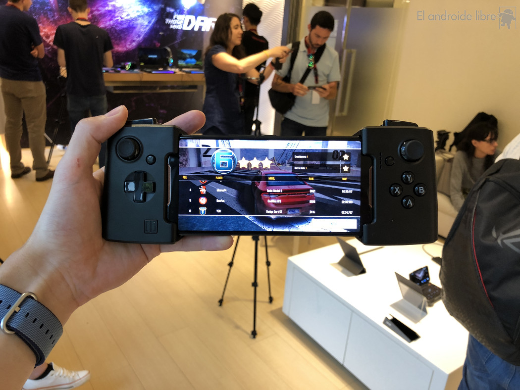 ASUS Rog Phone: features and price of the new gaming mobile