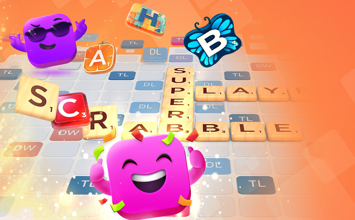 The famous word game comes well renovated with Scrabble GO