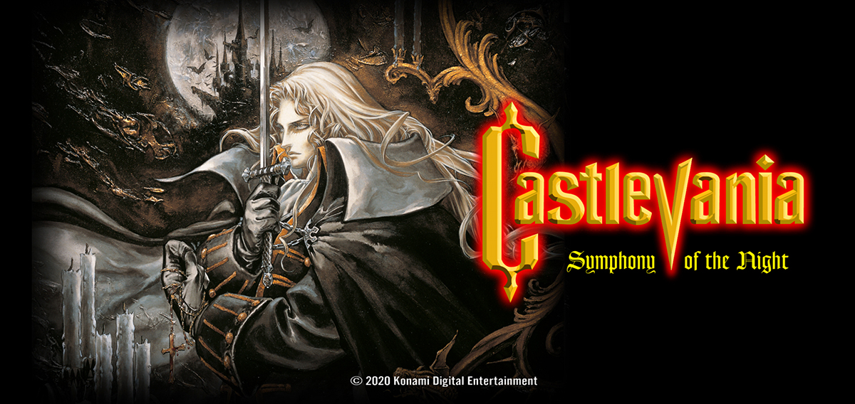 Best gothic RPG action with Castlevania: Symphony of the Night