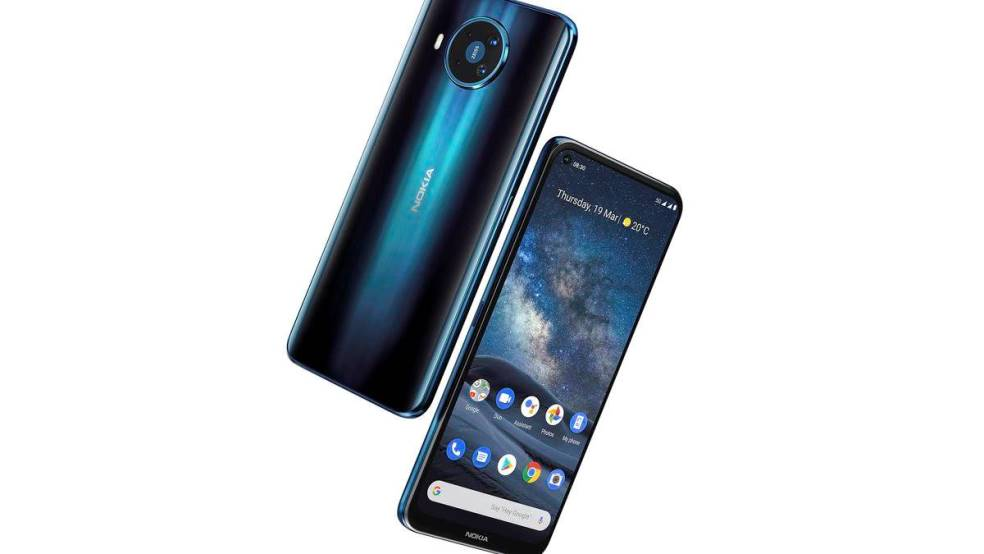Nokia 8.3 5G is official with ZEISS 64MP and SD765G quad camera »ERdC