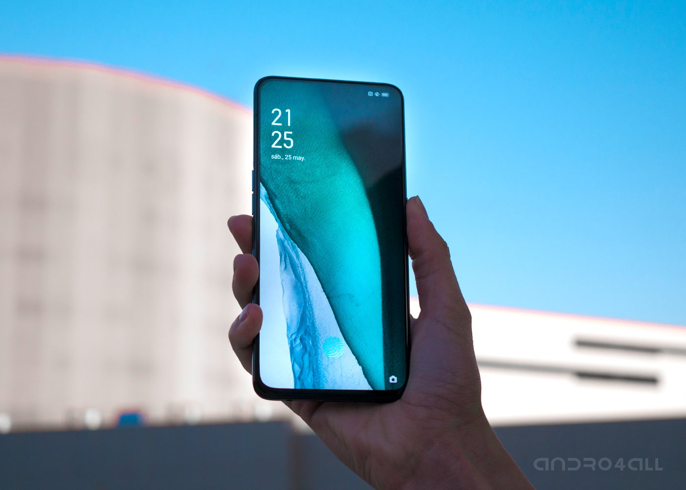 OPPO Reno, featured image