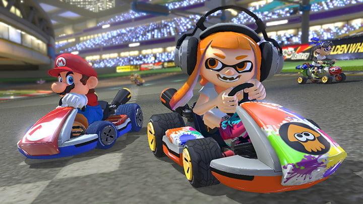 Mario Kart 8 Deluxe | The best multiplayer Nintendo Switch games