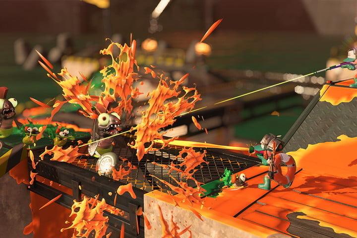 Splatoon 2 | The best multiplayer Nintendo Switch games