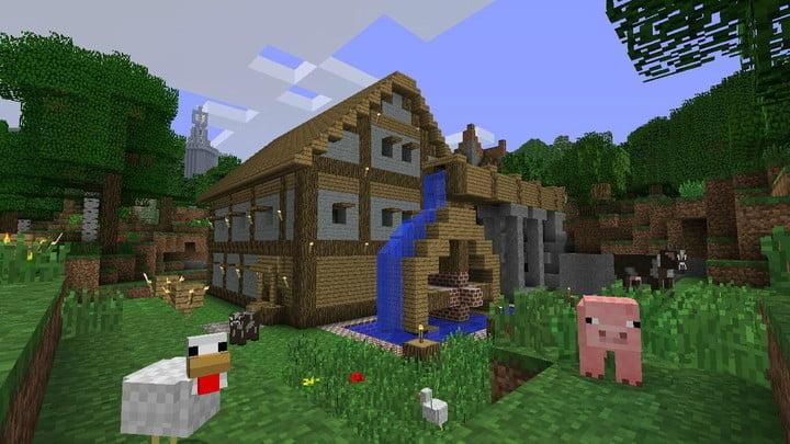 Minecraft | The best multiplayer Nintendo Switch games