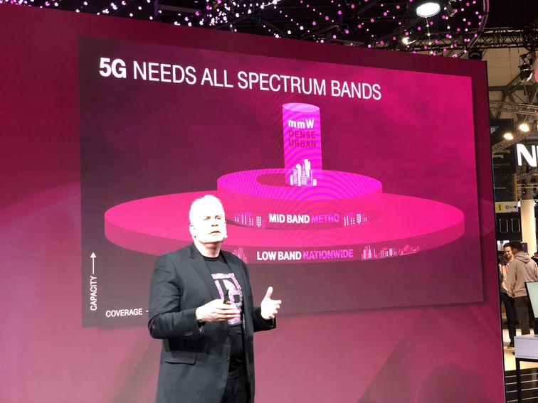 T-Mobile delays 5G launch until the second half of the year