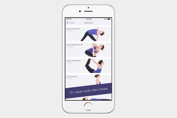 yoga apps