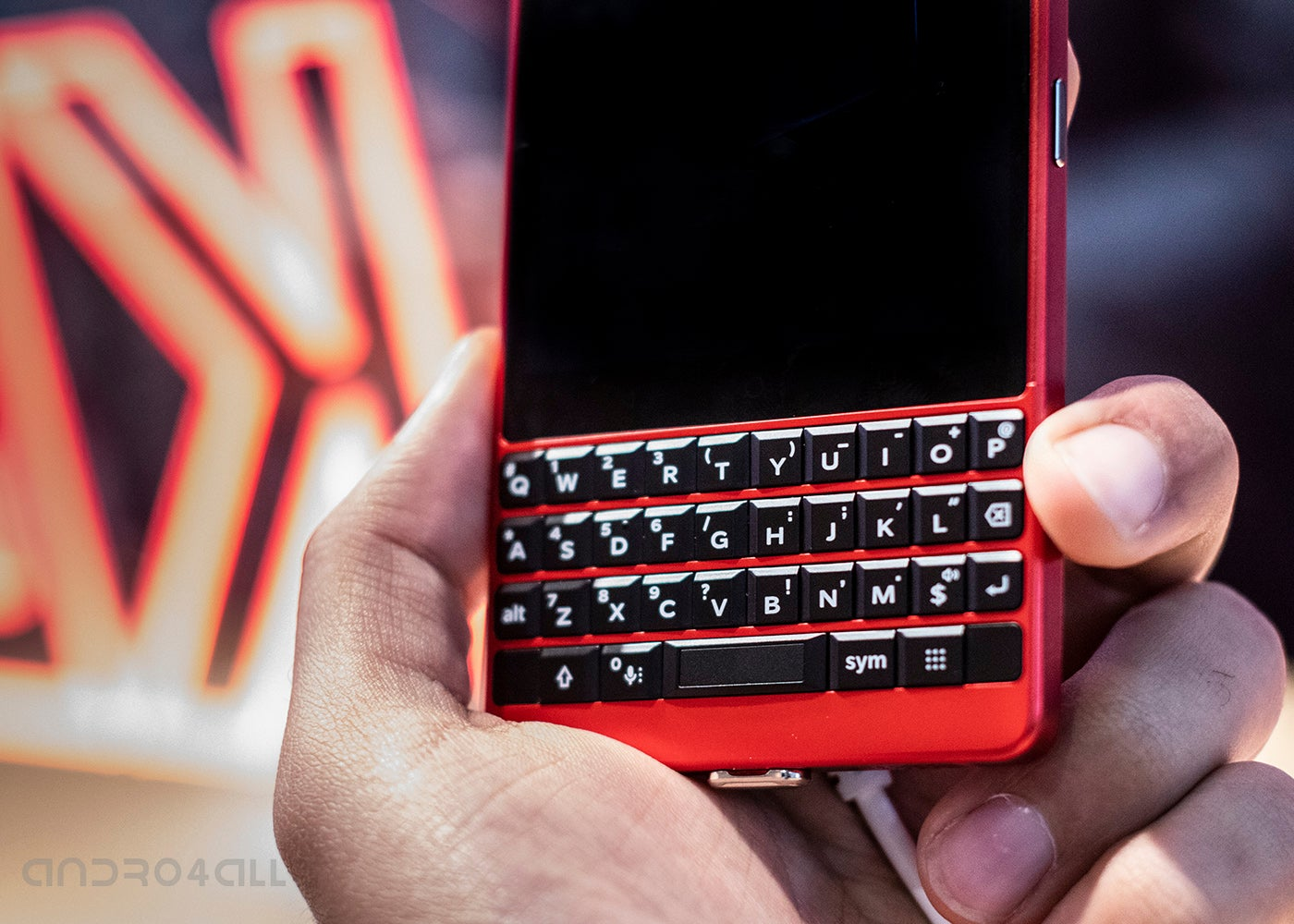 You can still buy BlackBerry phones in 2020