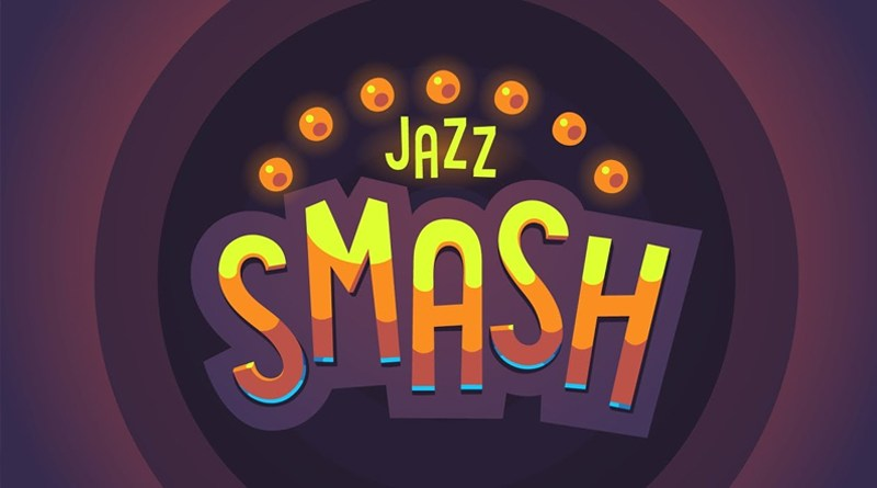 Jazz Smash app that combines music and your reflexes