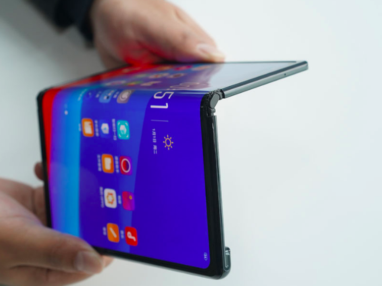 Oppo prepares a folding cell phone: report