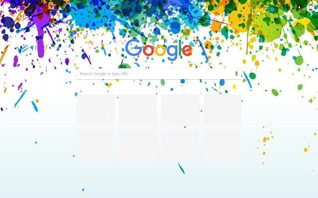 Google Chrome Colors Themes