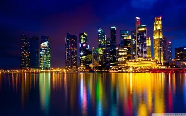 Google Chrome Themes Singapore Navy Bay Themes