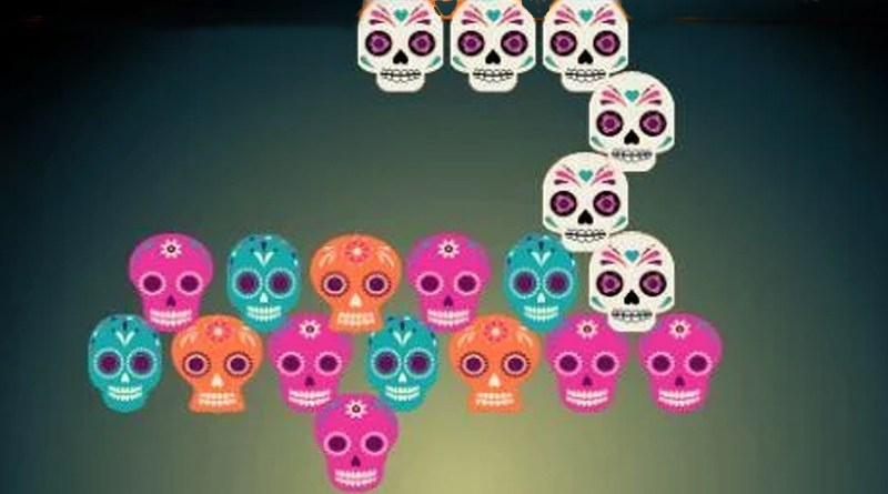 Day of the Dead Bubble Shooter