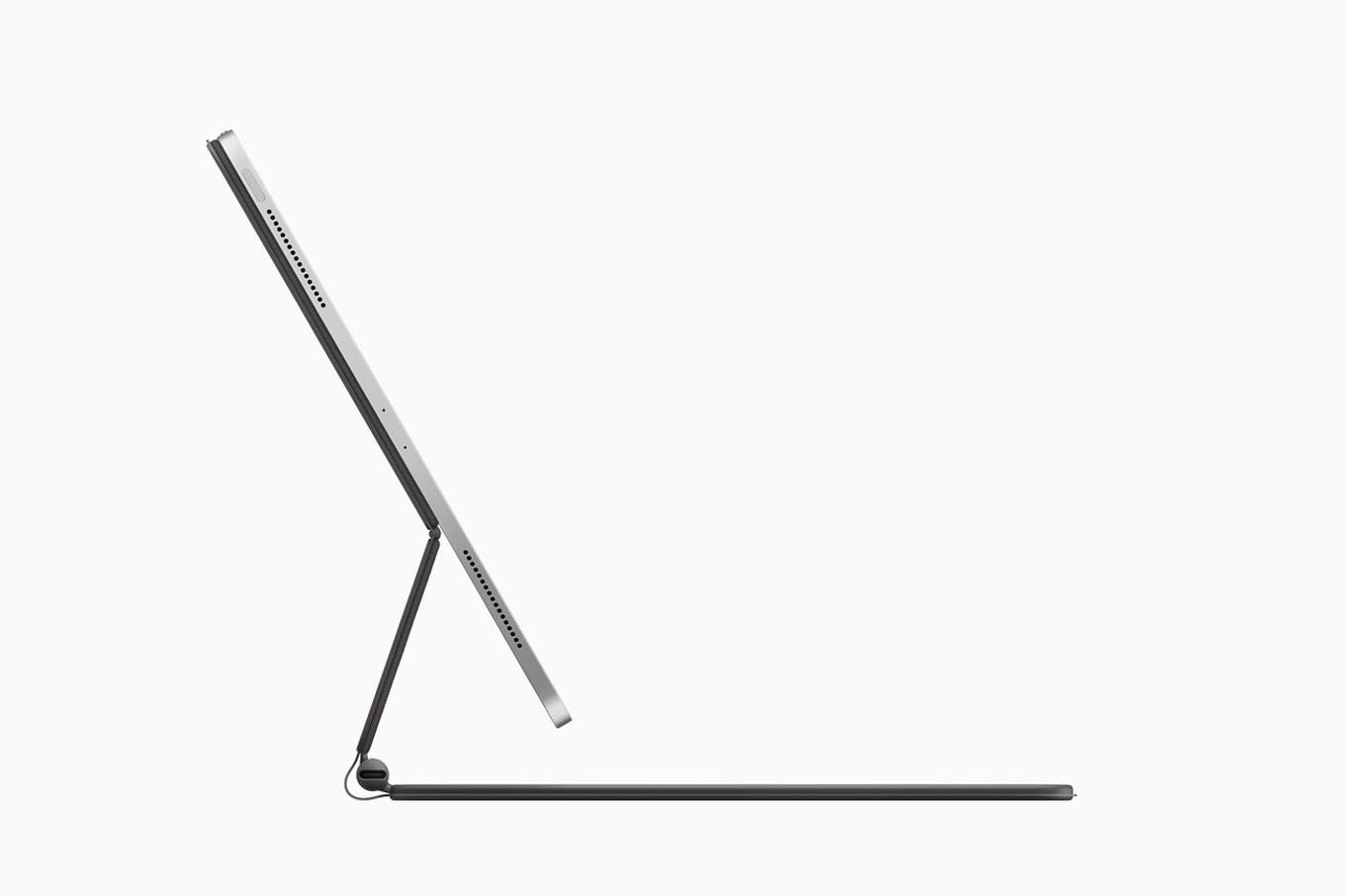 New iPad Pro, like a notebook: Apple renewed its tablet with a keyboard with touchpad and double camera