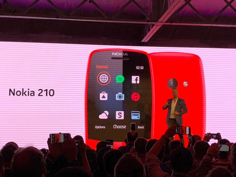 MWC 2019: Nokia launches five new phones, one with five cameras behind