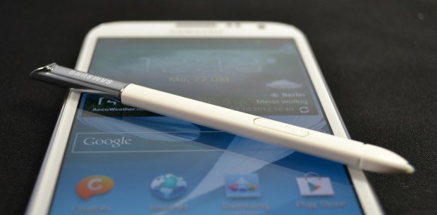 Galaxy Note 2 - Essential tricks with the S-Pen