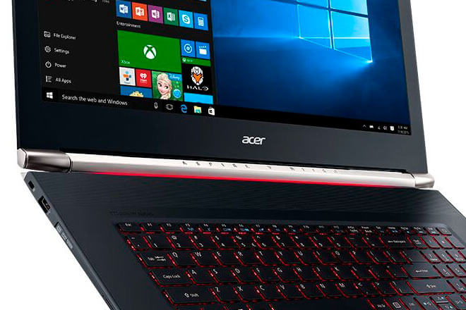 "ces2016-laptops-acer-aspire-v-nitro-black-edition-realsense-de-Intel-precio ""width ="" 660 ""height ="" 440 ""data-recalc-dims ="" 1 ""data-lazy-srcset ="" https://i0.wp.com/www.giztab.com/wp-content/uploads/2016/01/ces2016-portatiles-acer-aspire-v-nitro-black-edition-realsense-de-Intel-precio. jpg? w = 660 & ssl = 1 660w, https://i0.wp.com/www.giztab.com/wp-content/uploads/2016/01/ces2016-portatiles-acer-aspire-v-nitro-black-edition -realsense-de-Intel-precio.jpg? resize = 300% 2C200 & ssl = 1 300w ""data-lazy-sizes ="" (max-width: 660px) 100vw, 660px ""data-lazy-src ="" https: // i0 .wp.com / www.giztab.com / wp-content / uploads / 2016/01 / ces2016-portatiles-acer-aspire-v-nitro-black-edition-realsense-de-Intel-precio.jpg? resize = 660 % 2C440 & is-pending-load = 1 ""srcset ="" data: image / gif; base64, R0lGODlhAQABAIAAAAAAAP /// yH5BAEAAAAALAAAAAABAAEAAAIBRAA7 ""/> The new models inherit the <strong>innovative design with profiled corners and cutting-edge design of its antenna slot</strong> that he introduced in his latest update to the V Nitro series. In this way, the antenna is positioned in a discreet way in one of the corners of the screen, ensuring 360 wireless coverage without black areas.</p><p>For its part, Acer's TrueHarmony Plus technology with Dolby Audio helps the four built-in speakers emit powerful sound for playing, watching movies, or listening to music.</p><p>It is worth noting that <strong>Premium Black Edition models include a distinctive light bar along the frame</strong>, support for 4K resolution with 100% Adobe RGB color gamut and AeroBlade thermal system, which features the world's finest metal blades with a thickness of just 0.1mm, which are strong and quiet.</p><h3>Price and availability</h3><p>Acer's Aspire V Nitro Black Edition series incorporating the new Intel RealSense 3D camera will be available in EMEA in February with a price starting at 1,299 euros.</p><h3 class="