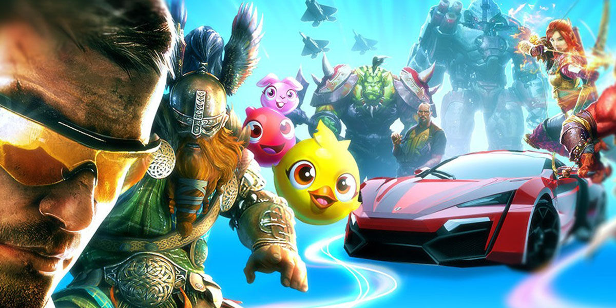 All these Gameloft games will receive free content this month