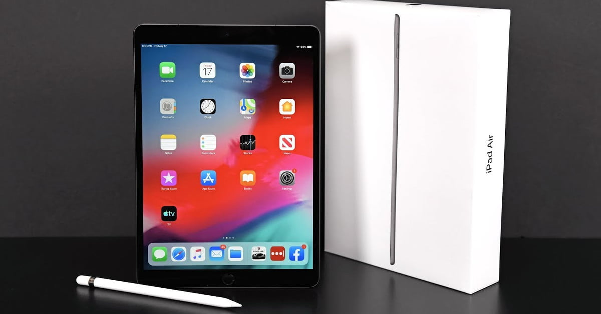 All these iPad Air will be repaired for free by Apple