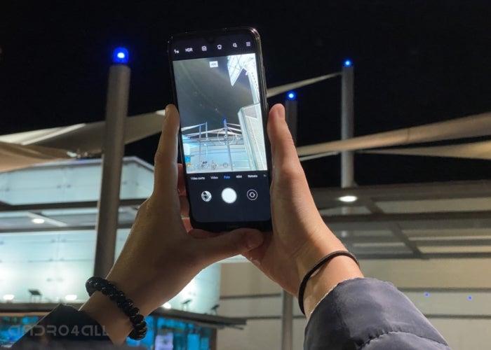 Redmi Note 8T camera
