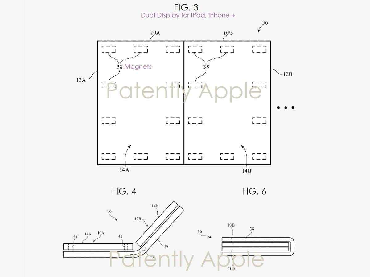 Apple rides the wave of folding devices