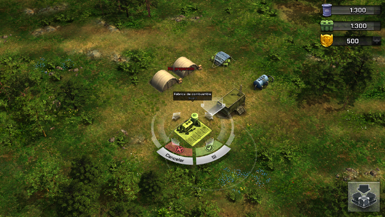 The Arma Mobile Ops game
