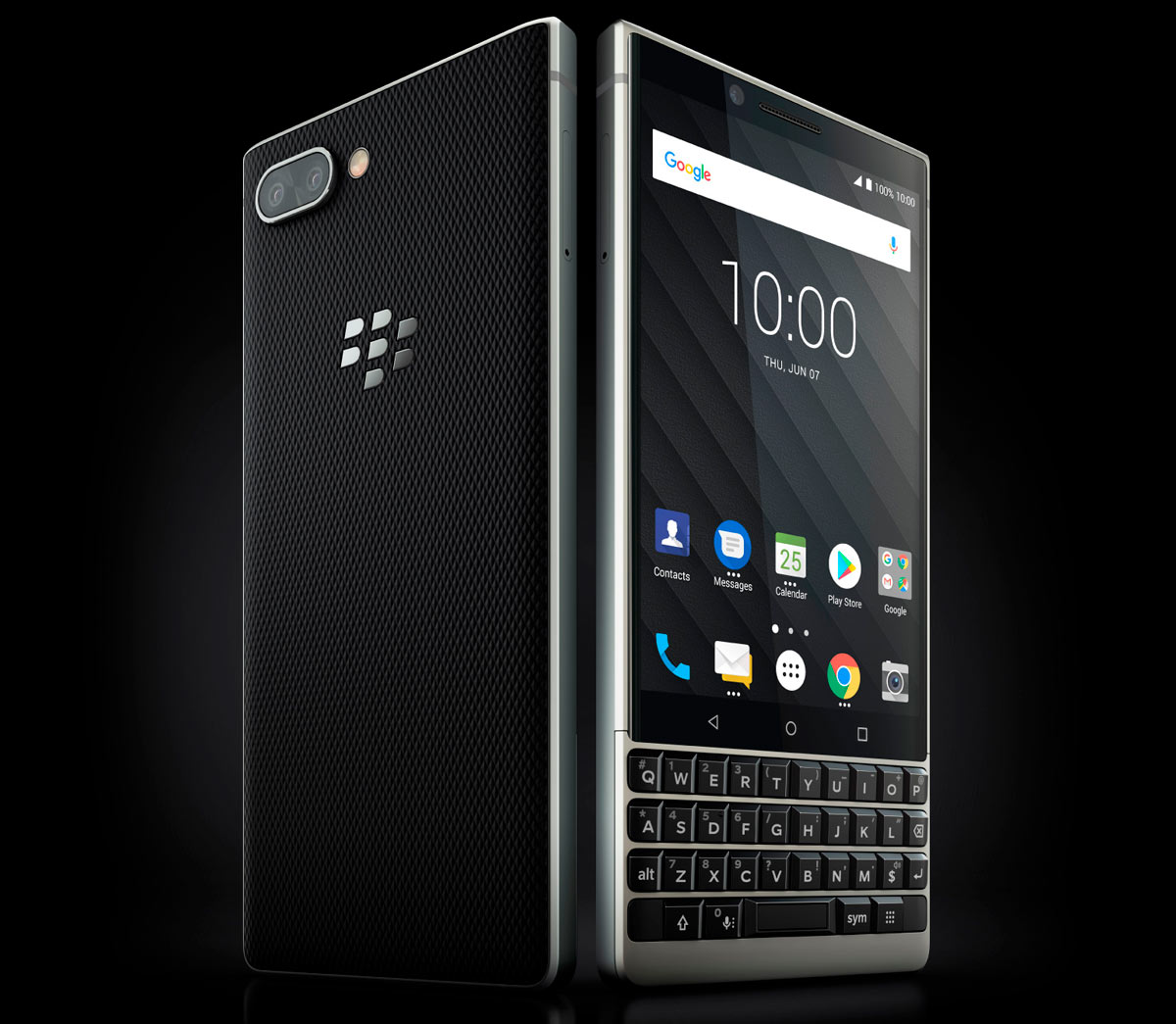 BlackBerry KEY2, the return of the best physical keyboard