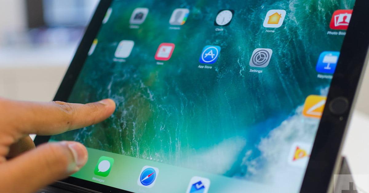 China's new Apple iPad Pro family is leaked