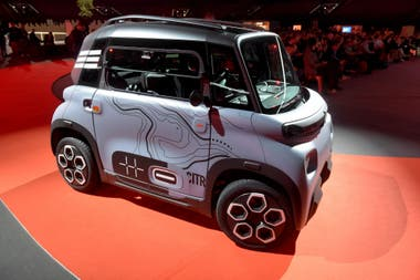 The base price of the Citroën Ami will be 6900 euros in France