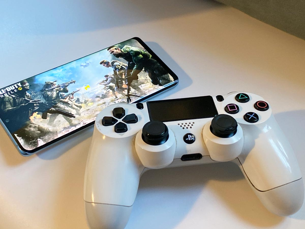 CoD Mobile: how to connect the PS4 controller to Android