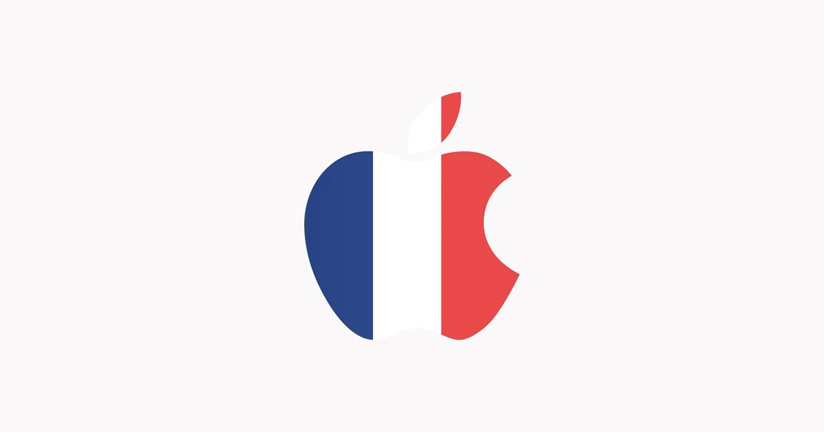 "France fines Apple € 1.1 billion for ""monopolistic practices"""