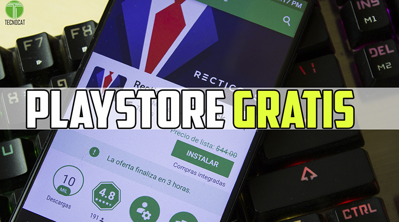 Free Apps on Google Play Store # 5 For a limited time