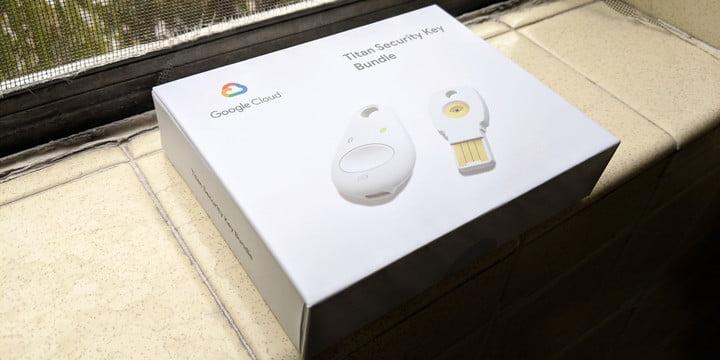Google Cloud Titan