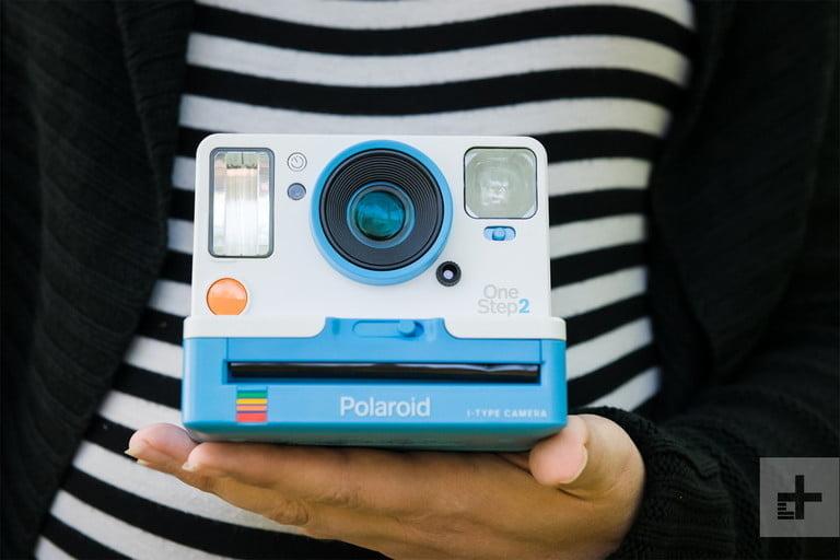 Camera to take instant photos Polaroid