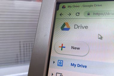 From the desktop version you can verify which files are taking up the most space on Google Drive
