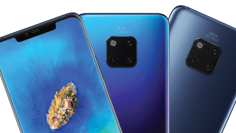 Huawei Mate 20 Pro, the most awaited phone