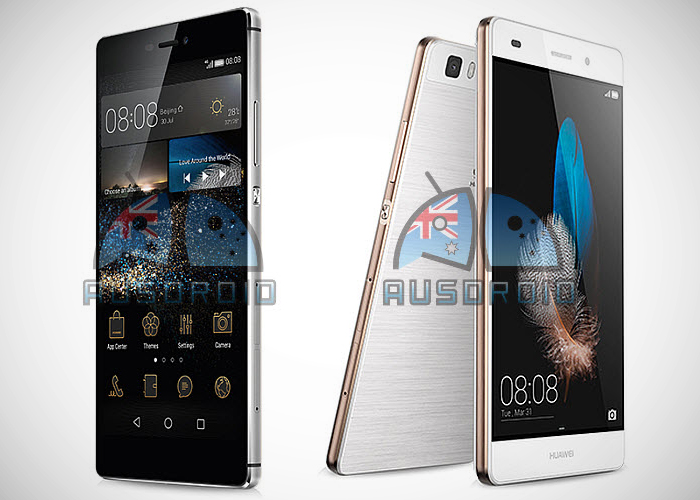 Huawei P8 and P8 Lite leaked