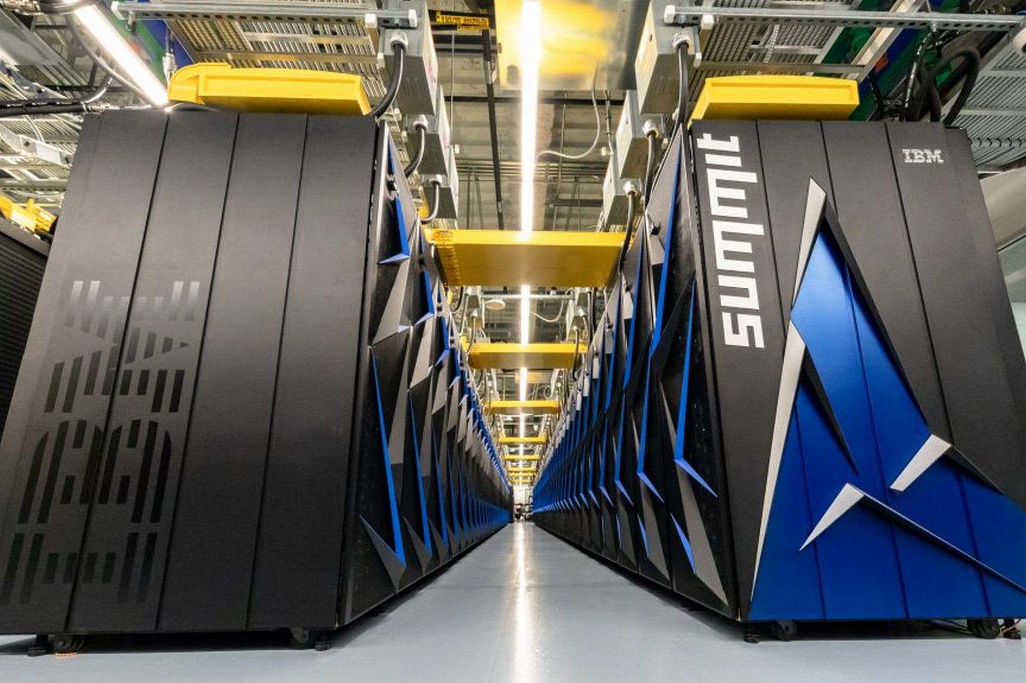 IBM Summit: the supercomputer seeks to develop treatments to combat the coronavirus