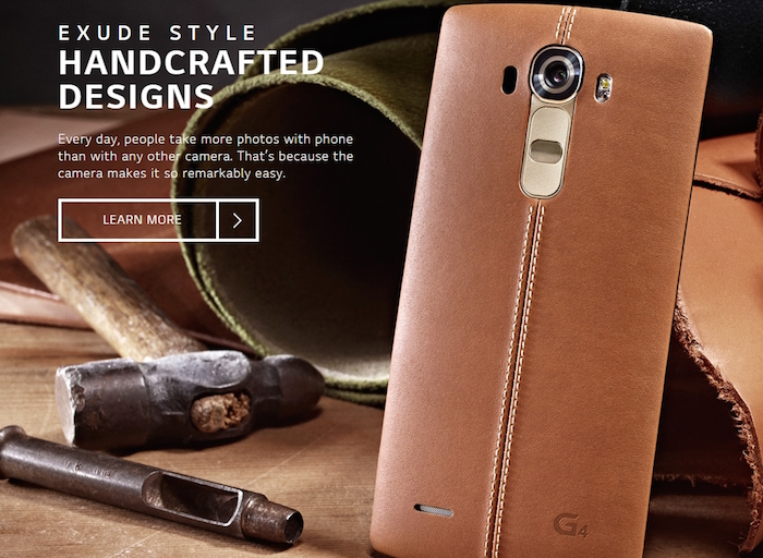 "G4-leather ""width ="" 700 ""height ="" 512 ""srcset ="" https://www.funzen.net/wp-content/uploads/2020/03/LG-G4-a-different-commitment-to-design.jpg 700w, https: // www. proandroid.com/wp-content/uploads/2015/04/G4-cuero-300x219.jpg 300w, https://www.proandroid.com/wp-content/uploads/2015/04/G4-cuero-624x456.jpg 624w ""sizes ="" (max-width: 700px) 100vw, 700px ""/></p><p class="
