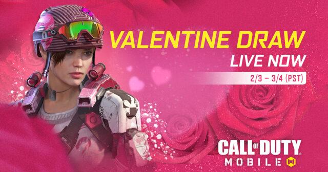 Call of Duty: Mobile San Valentn
