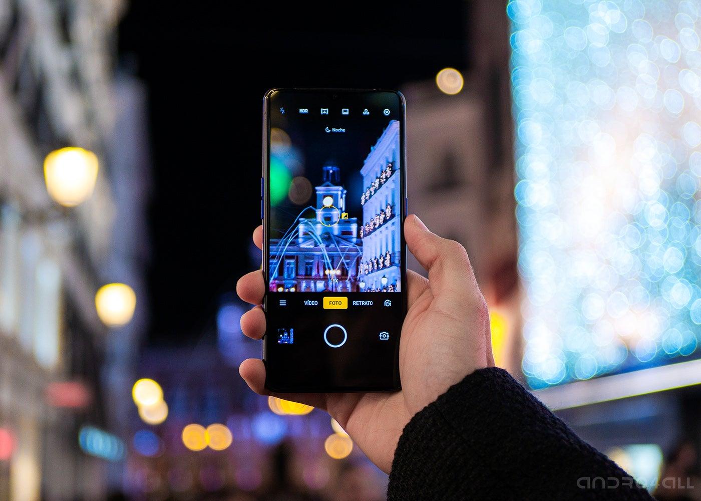 Realme X2 Pro camera
