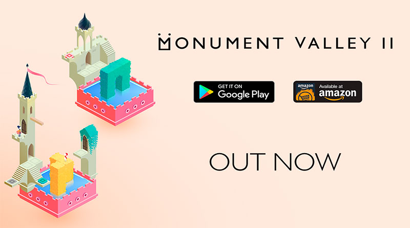 Monument Valley II now available on Google Play Store and Amazon