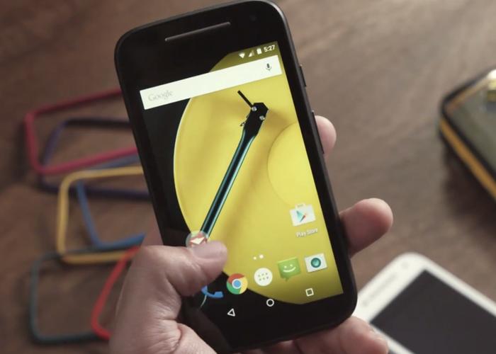 Motorola Moto E Review