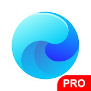 Mi Browser Pro-Video & Status Download, Fast, Secure