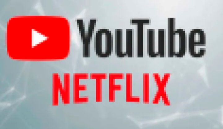 Netflix and YouTube lowers streaming quality in the EU