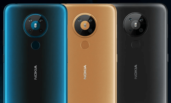 Picture - Nokia 5.3 and Nokia 1.3: specifications and price