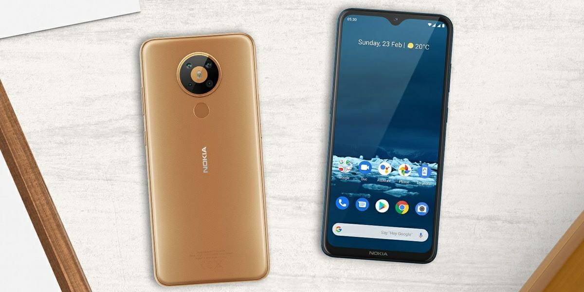Nokia 5.3: features and prices