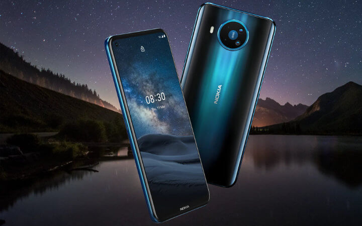 Picture - Nokia 8.3 5G: specifications and price