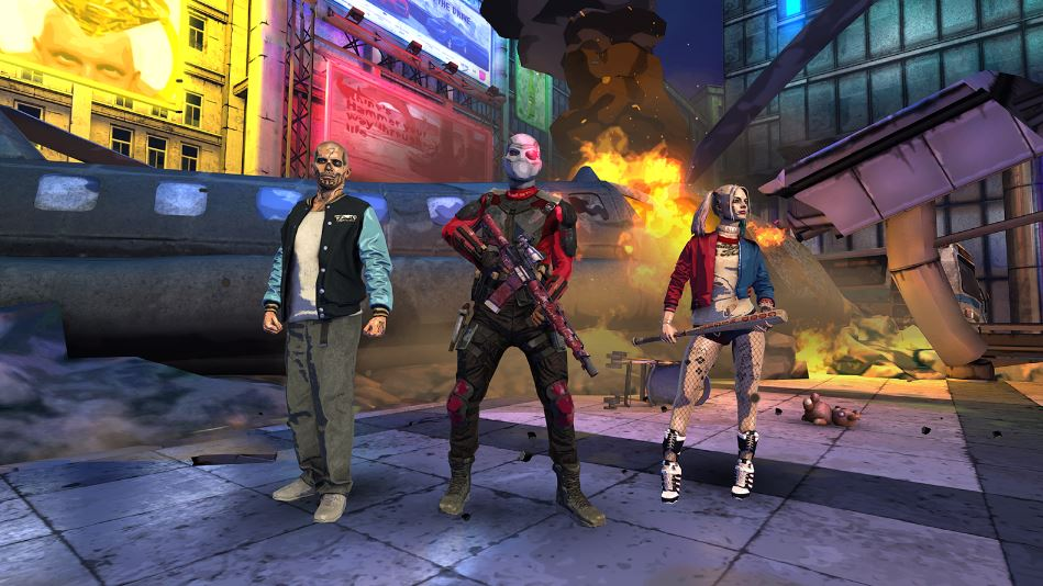 suicide squad games of the week