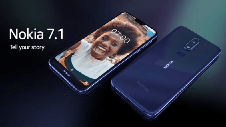 Now official, new Nokia 7.1 with Android One